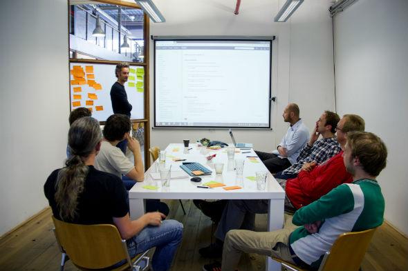 Webdeveloper Net Amsterdam