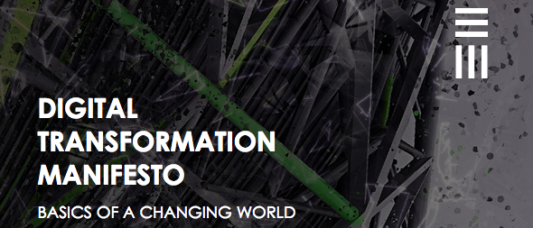 Digital Transformation Manifesto - understand the basics of a changing world