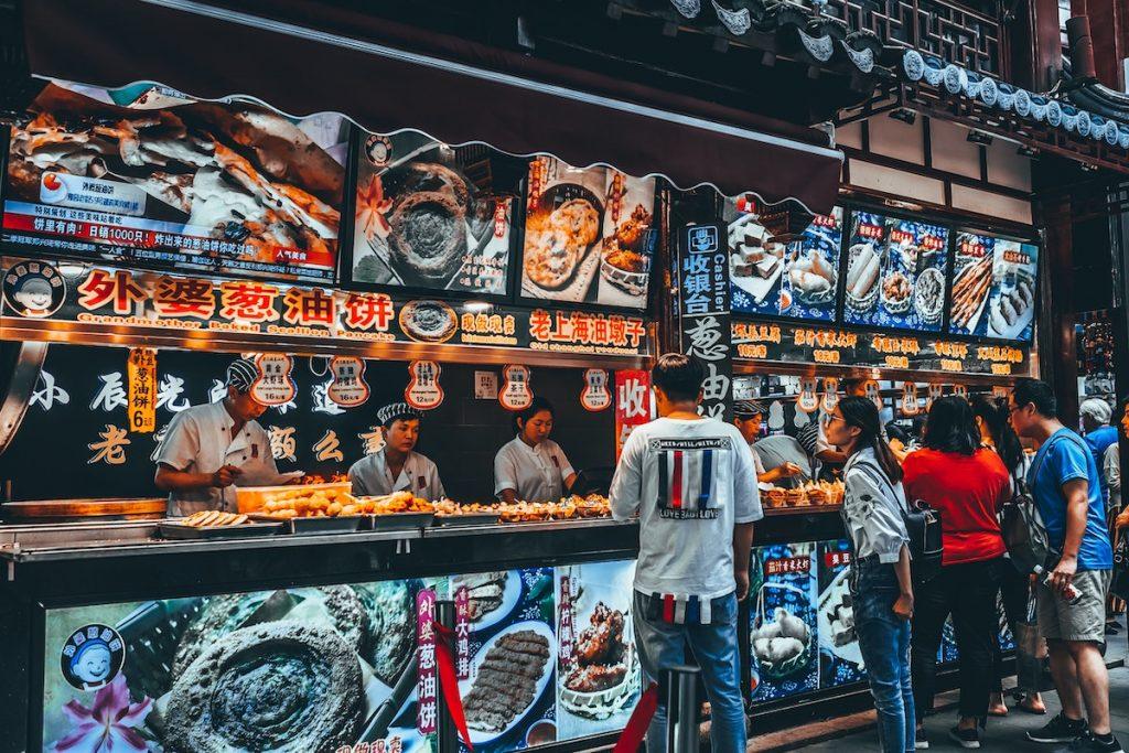 China marketplace